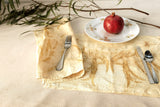 Dye-It-Yourself Eco-Printing Kit: Table Linens