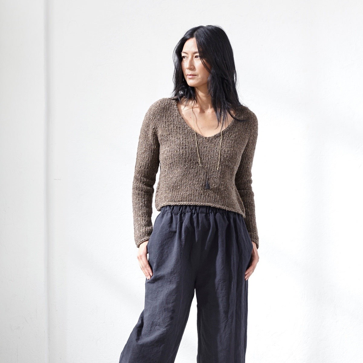 Cocoknits Sweater Workshop - April 4th + 11th, May 2nd + 16th, June 6th +13th