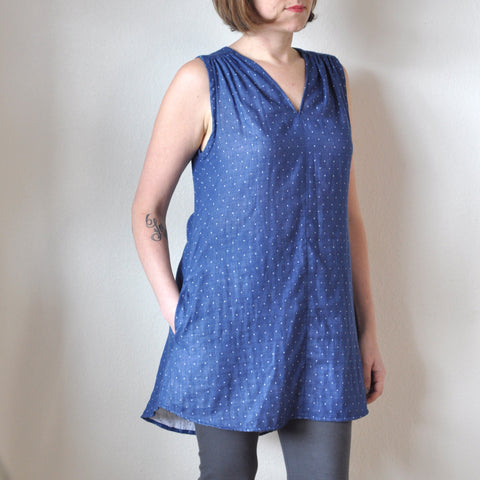 AVFKW - The Endless Summer Tunic Pattern - DOWNLOAD