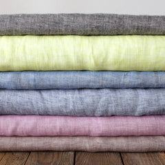 Japanese Linen Double Gauze - NEW!