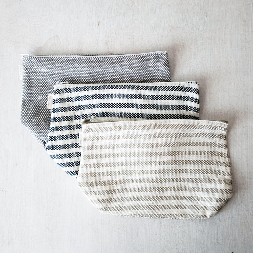 Fog Linen - Fred Pouch - SOLD OUT