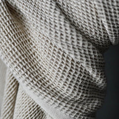 Merchant and Mills Linen Waffle Weave