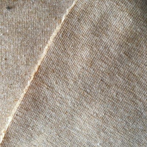 Sally Fox Fabric - Rib Knit - 100% organic cotton - NEW!