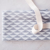 Label: Fabric Only - Grey Diamond