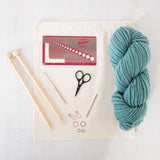 Label: Deluxe Knitting Kit