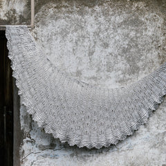 Midsummer Rose Shawl Kit - NEW!