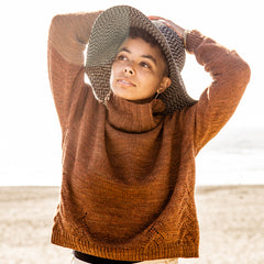 FALL 2019 LOOKBOOK - AVFKW x Thea Colman - The Hard Cider Sweater Kit - New!