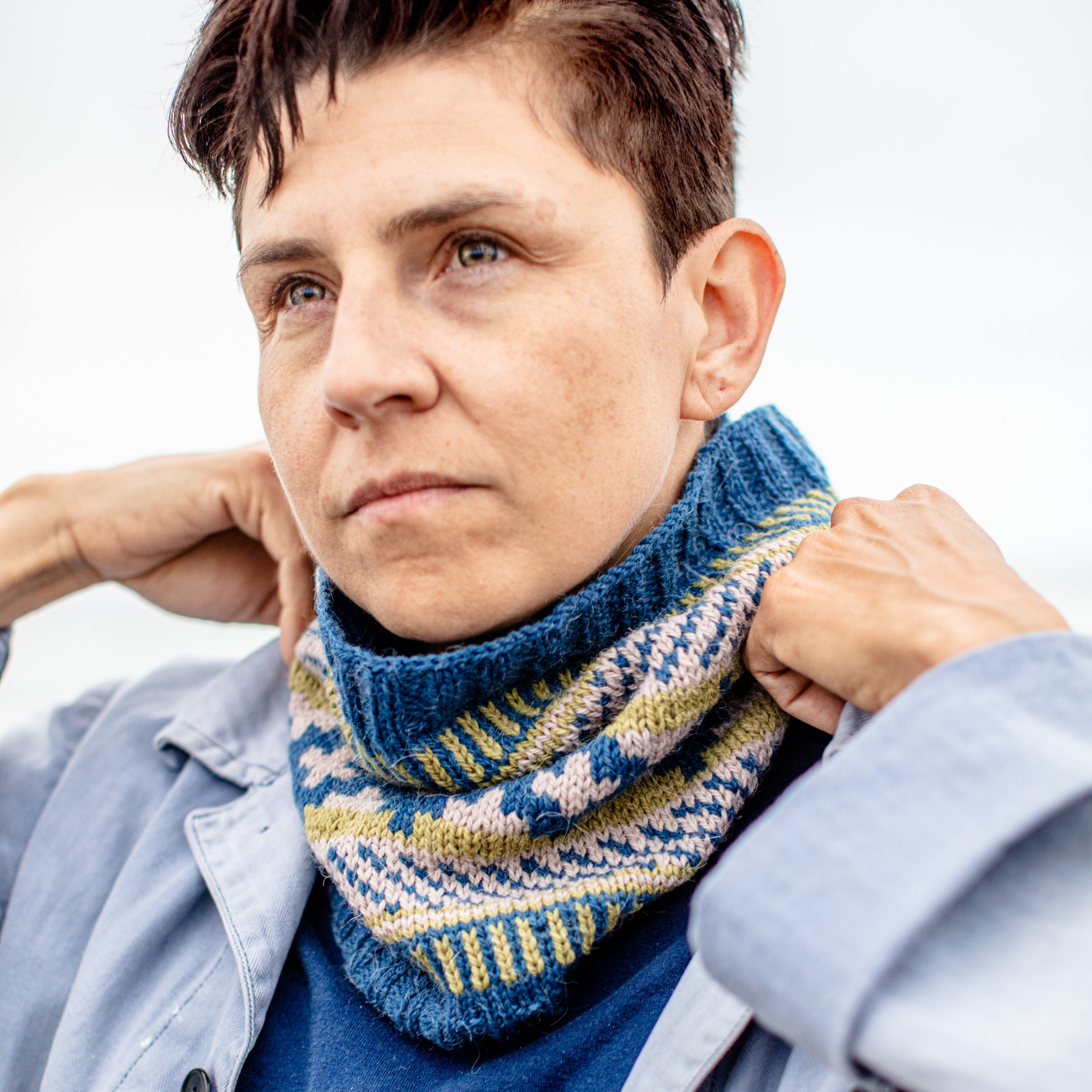 AVFKW x Jennifer Berg - The Desert Dweller Cowl Kit - New color! - Pre-Orders Open - ETA 12/11