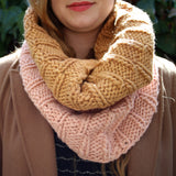 Verb x Quince Northwoods Cowl Kit
