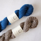 Label: Indigo Blue Sky + Quill
