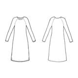 The Prism Dress Pattern - DOWNLOAD