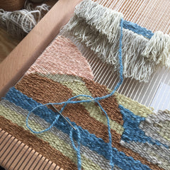 Tapestry Weaving 101  with Shaine Drake- Saturday, June 29th + More Dates!