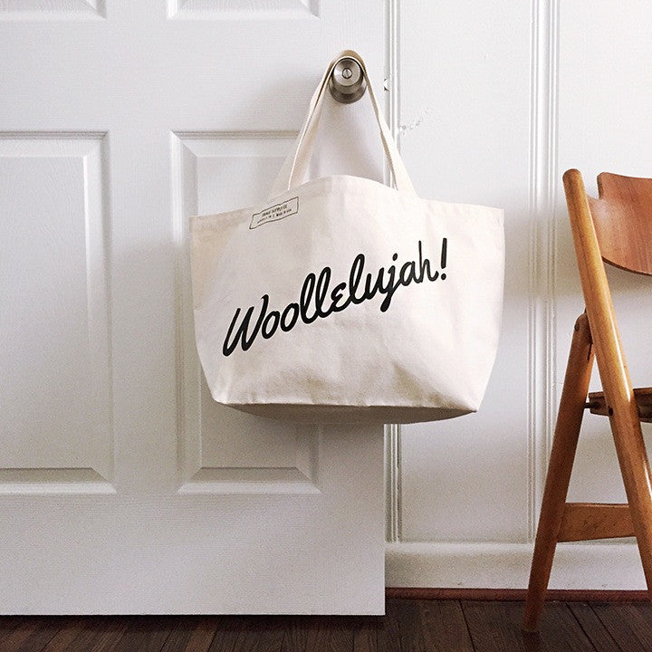 Woollelujah Bag by Fringe Supply Co