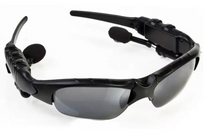 Load image into Gallery viewer, WIRELESS BLUETOOTH HEADSET RIDING GLASSES