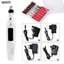 Load image into Gallery viewer, Nail Art Electric Nails Repair Drill Machine - 65% OFF Only Today !!!