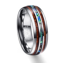 Load image into Gallery viewer, KIKIBOOM-Titanium Ring