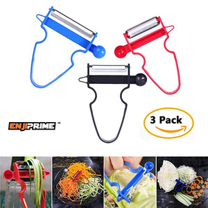 Upgraded Magic Trio Peeler (3 Pcs) - Kikiboom online store