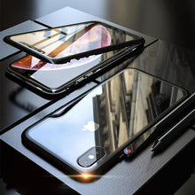 Load image into Gallery viewer, MAG 2.0 - Double Sided Tempered Glass Magnetic Case for iPhone