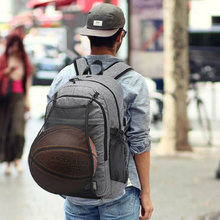 Load image into Gallery viewer, The GOAT Bag Sports Backpack with Portable USB Charging Port