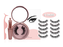 Load image into Gallery viewer, Eyeliner & False Eyelash Set