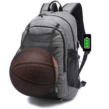 Load image into Gallery viewer, Bag Sports Backpack with Portable USB Charging Port-Kikiboom online store