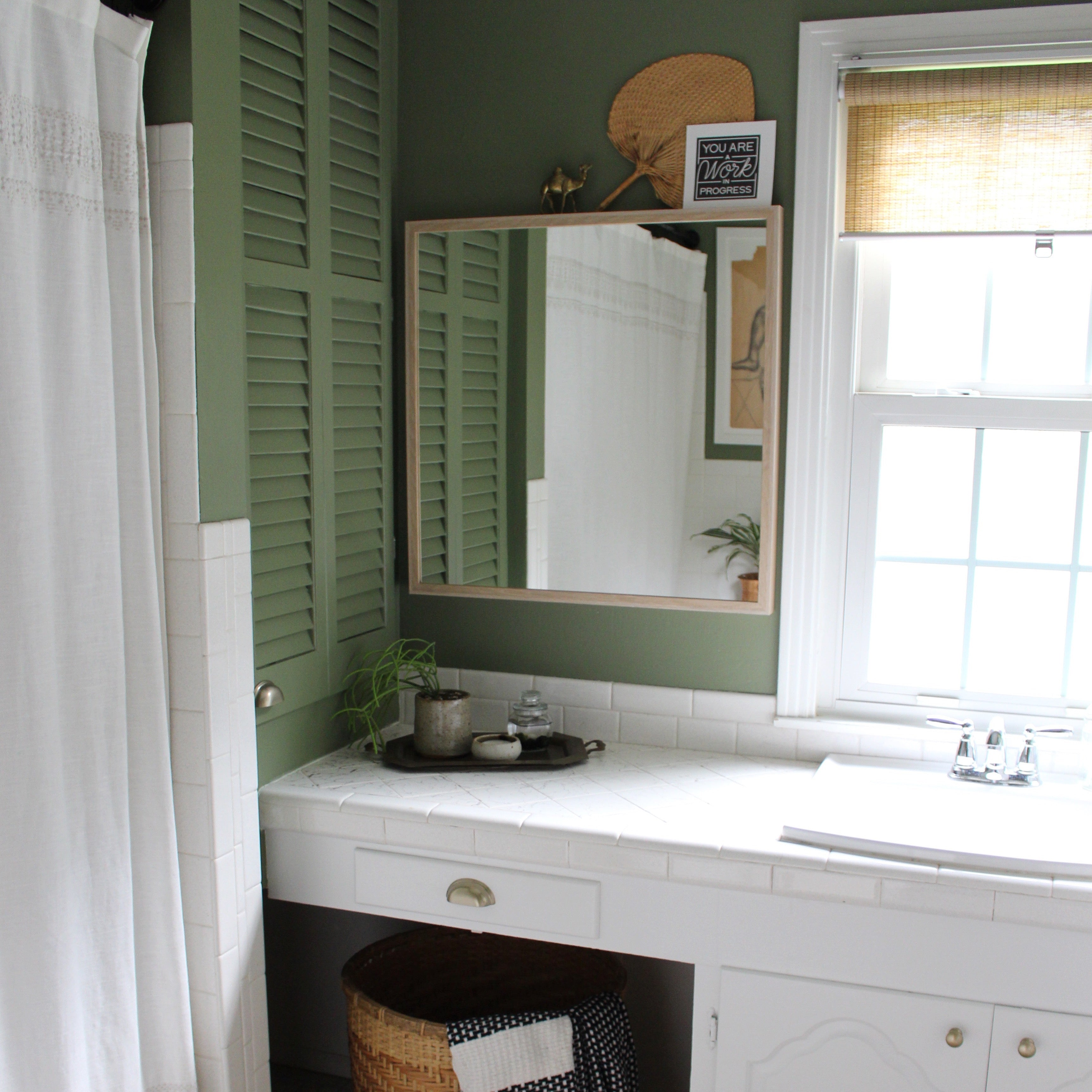 Home Refresh :: Bathroom Update