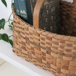 Country Basket with Handle