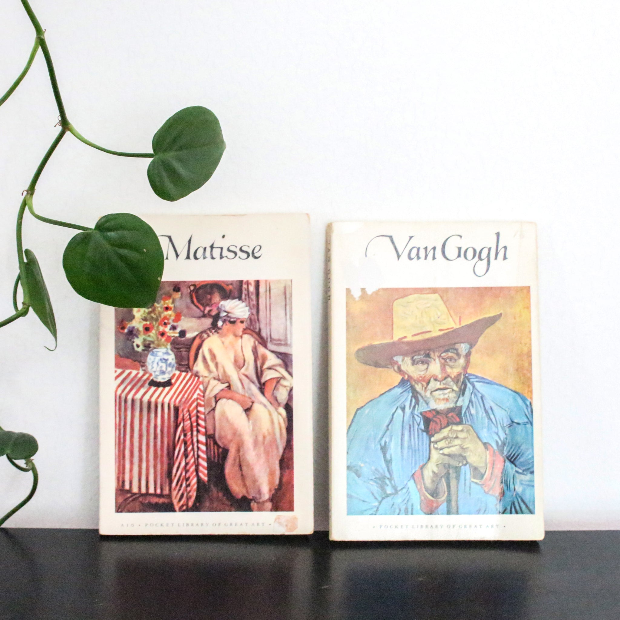 Artist books- set of 2