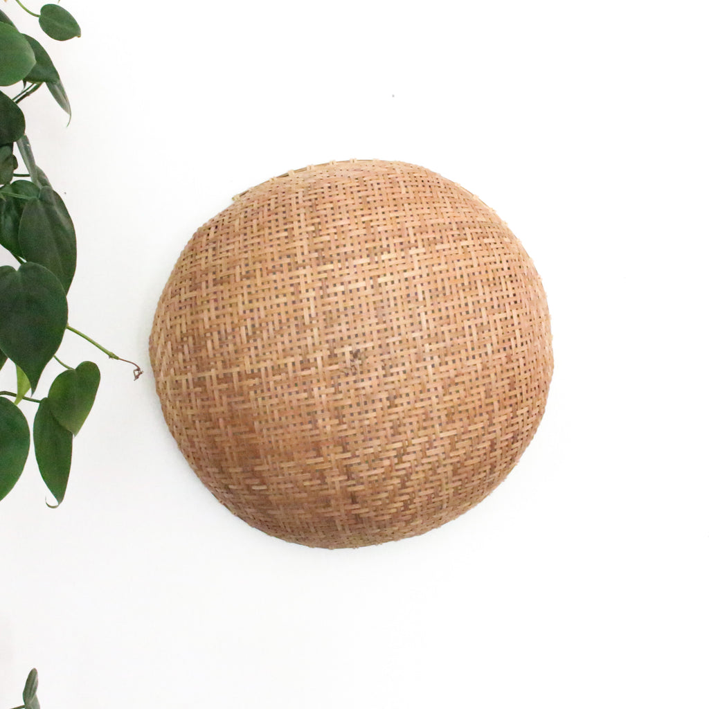 Domed Woven Basket