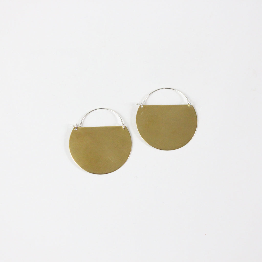 Mesa Hoop Earrings