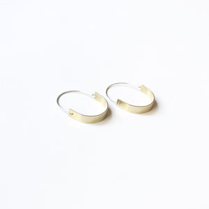 Valley Hoop Earrings