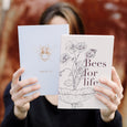 Bees for Life Notebook by Miel des Collines