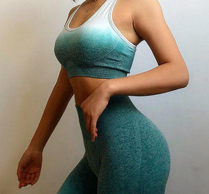 FITX SEAMLESS CROP TOP