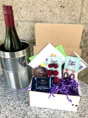 Wine & Chocolate Box