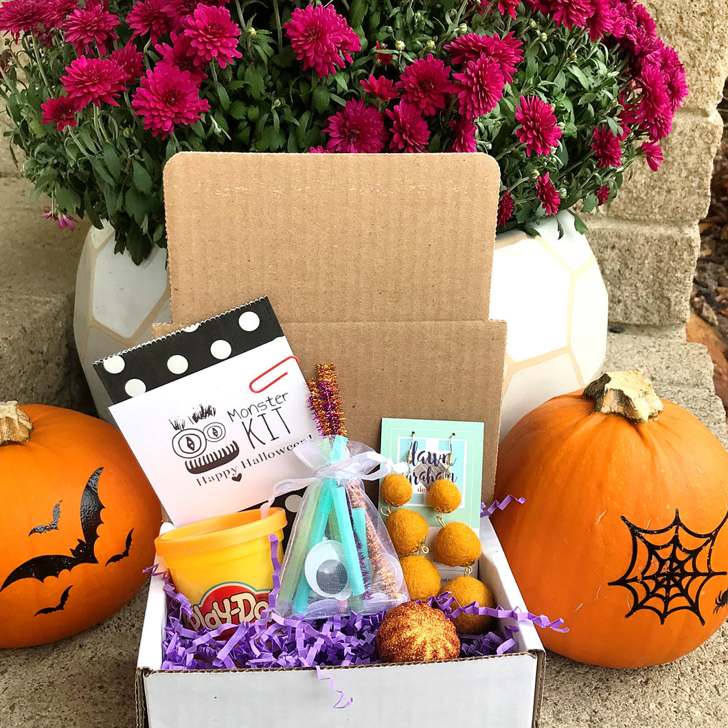 Monster & Me Halloween Box
