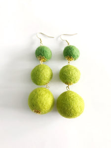 Chartreuse & Light Green