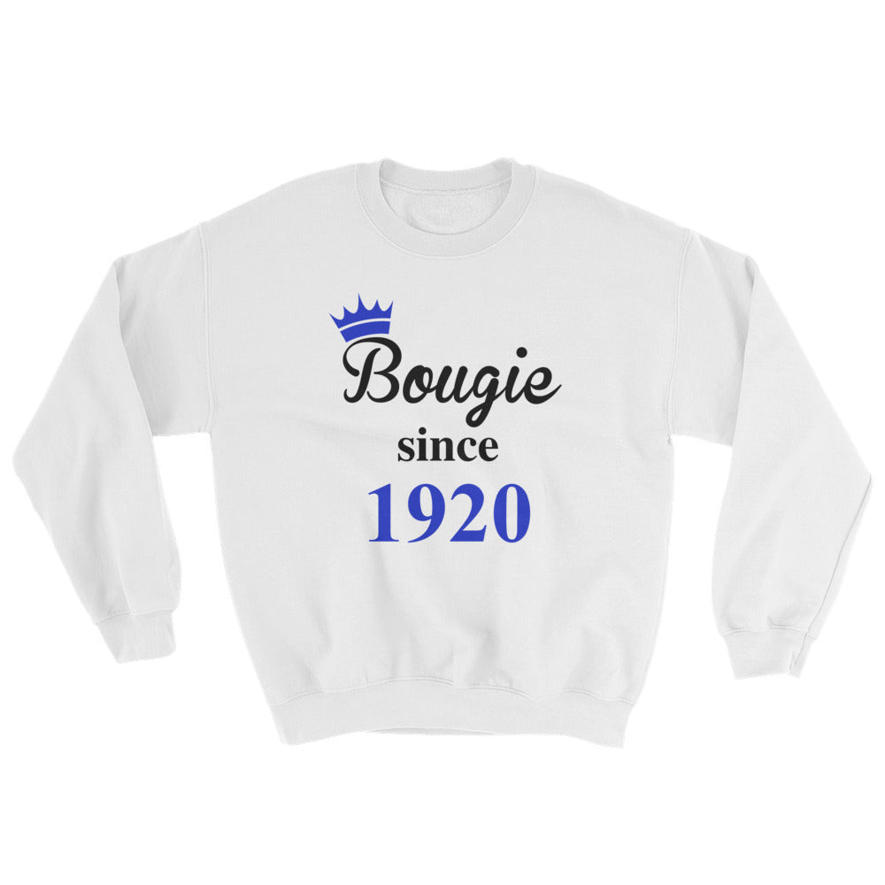 ZPhiB Bougie since 1920 Sweatshirt