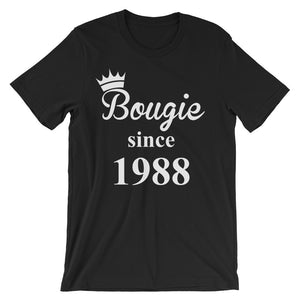 Bougie Since 1988 (White Print)