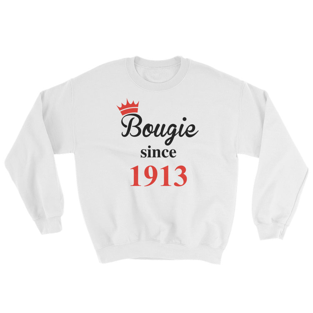DST Bougie Since 1913 Sweatshirt