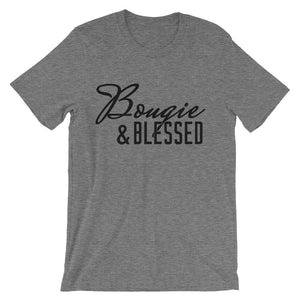 Bougie & Blessed (Black Print)