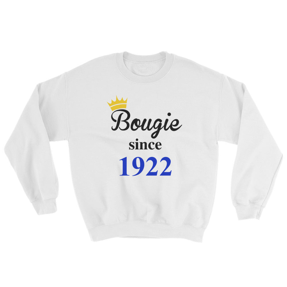 SGRho Bougie since 1922 Sweatshirt