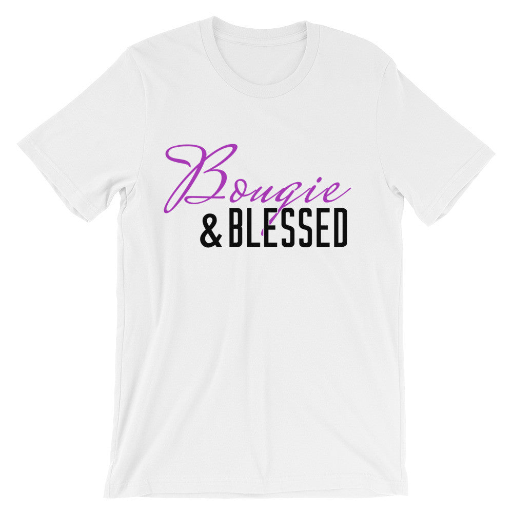 Bougie & Blessed (Color/Black Print)