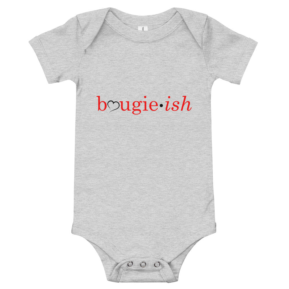 Limited Edition 'Love Month' Bougie-ish Onesie