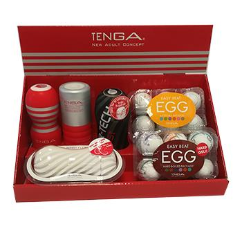 Tenga - Starter Kit Counter Top Display - Zazoobi