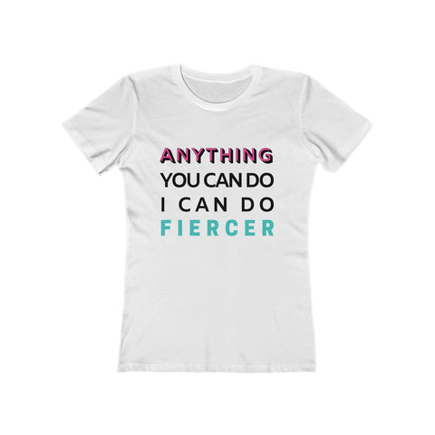Anything You Can Do Women's The Boyfriend Tee