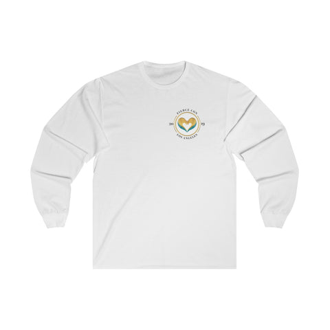 FierceCon Long Sleeve Tee White