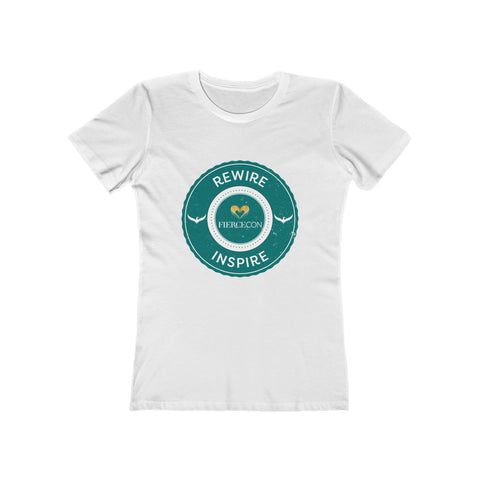 Rewire & Inspire Women's The Boyfriend Tee