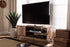 Wholesale interiors Iver Modern and Contemporary Rustic Oak Finished 1-Door Wood TV Stand TV8005-Vintage Oak-TV