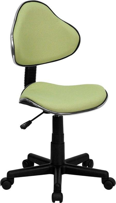 Flash Furniture BT-699-AVOCADO-GG Avocado Fabric Ergonomic Swivel Task Chair