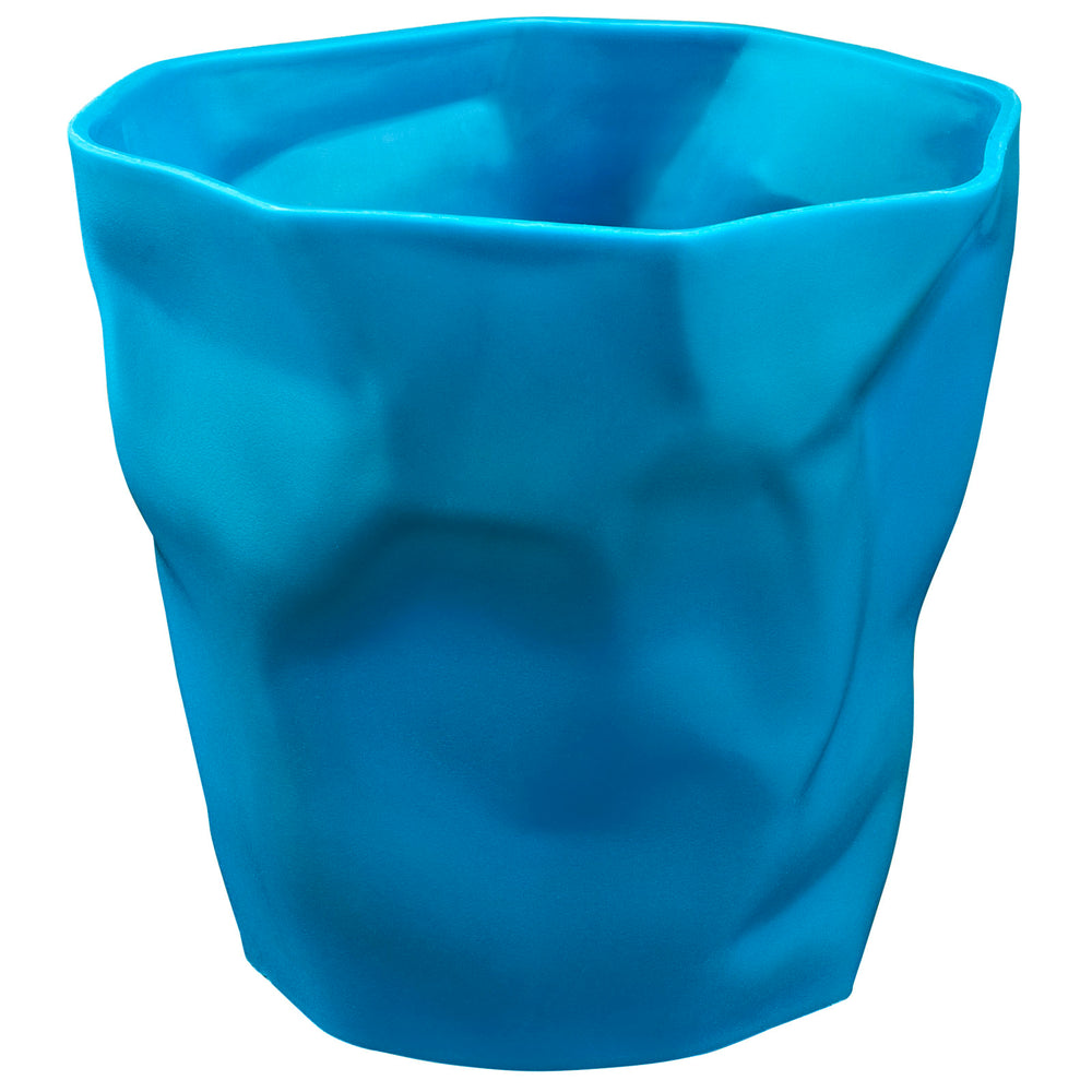 Lava Pencil Holder in Blue by Modway